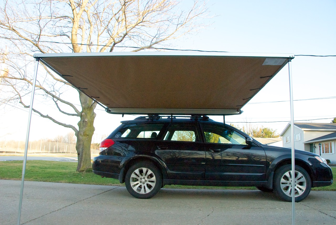 Superior ARB Touring 2500 Awning On My U002708 Outback   Subaru Outback   Subaru Outback  Forums