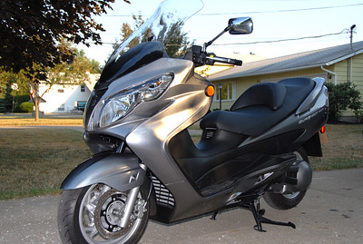 2007 Suzuki Burgman 400