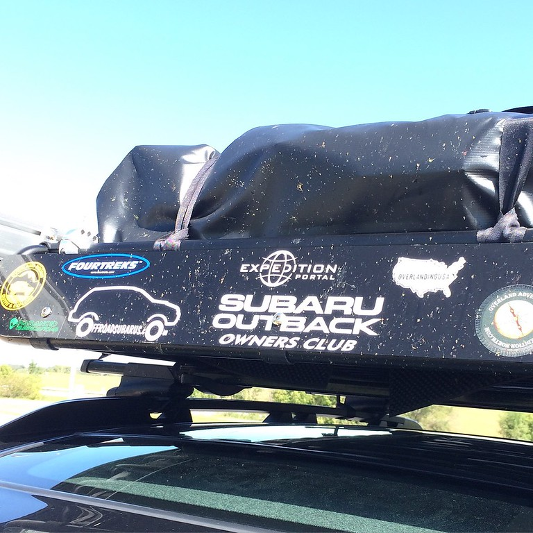 Stickered Up Wind Fairing Yay Or Nay Page 3 Toyota 4runner Forum Largest 4runner Forum